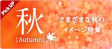 特集ページ「秋」