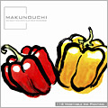 MAKUNOUCHI m-118 Vegetable Ink Painting