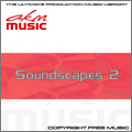 AKM Music AK039  Soundscapes 2