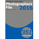 PHOTOGRAPHERS FILE 2016