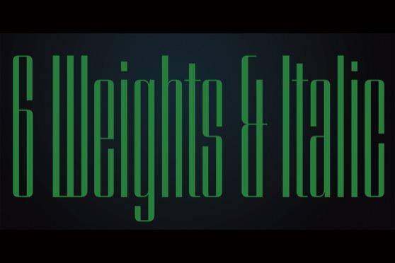 世界中のデザイナーに利用される書体ブランド Dharma Type - デザイン
