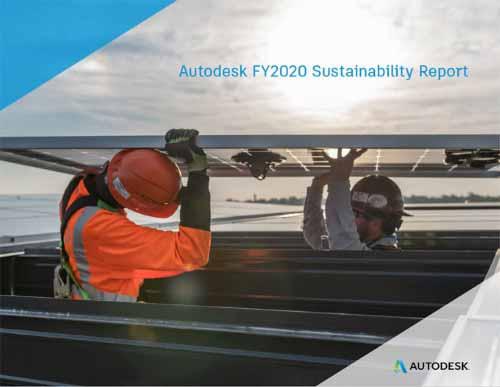 「2020 Global 100」5位:Autodesk Inc(オートデスク)の画像
