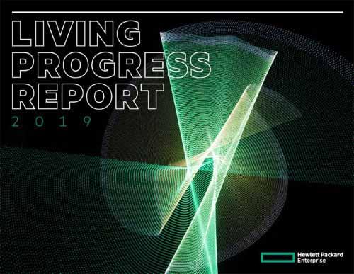 「2020 Global 100」15位:Hewlett Packard Enterprise Co(ヒューレット・パッカード)の画像