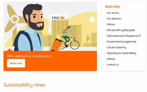 「2020 Global 100」7位:ING Groep NV(INGグループ)の画像