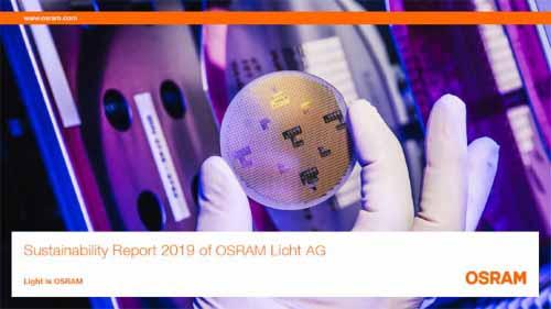 「2020 Global 100」11位:Osram Licht AG(オスラム・リヒト)の画像