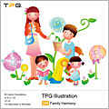 TPG Illustration 026 Family Harmony
