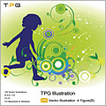 TPG Illustration 016 Vector Illustration -4 Figure(B)