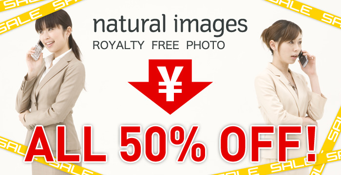 natural images ALL50%OFF!!