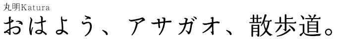 丸明Katura