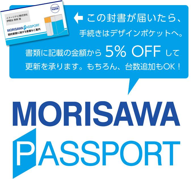 MORISAWA PASSPORT