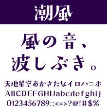 七種泰史/デザインシグナル DS潮風