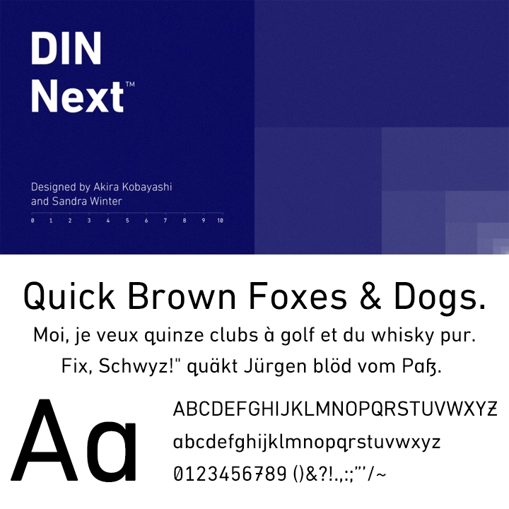 DIN Next™