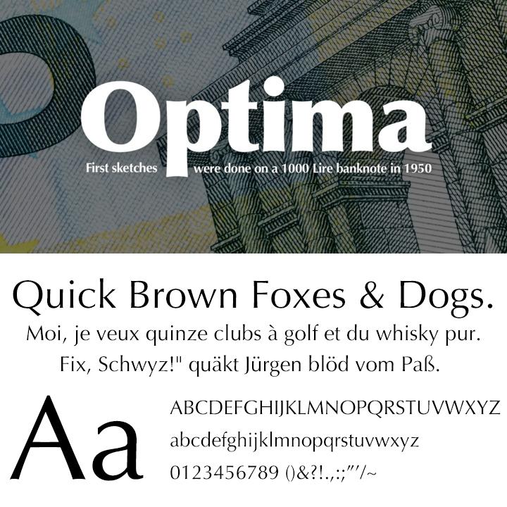 Optima®