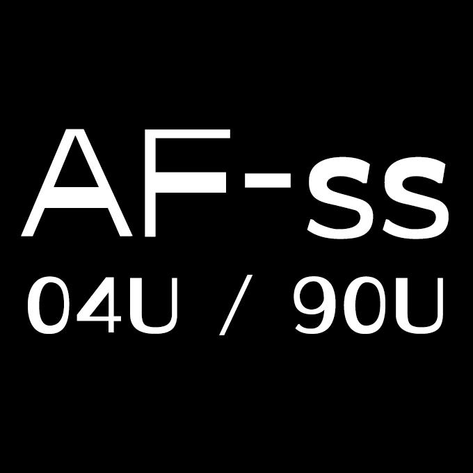 組み込みOK fontUcom ゲームで使える87書体セット AF-ss04U / 90U