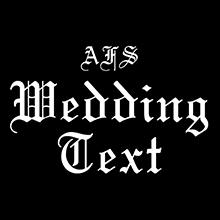 組み込みOK fontUcom ゲームで使える87書体セット AFSWeddingText