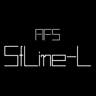 組み込みOK fontUcom ゲームで使える87書体セット AFS-SfLine-L