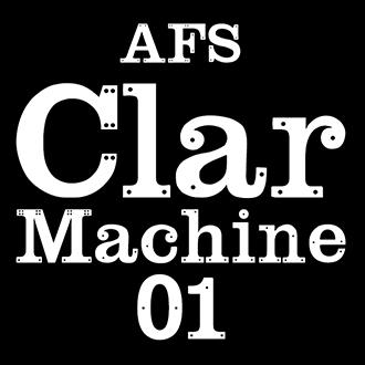 組み込みOK fontUcom ゲームで使える87書体セット AFSClarMachine01