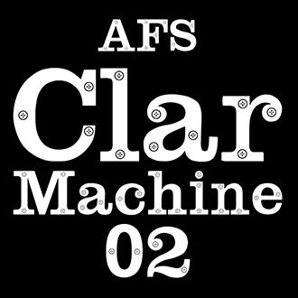 組み込みOK fontUcom ゲームで使える87書体セット AFSClarMachine02