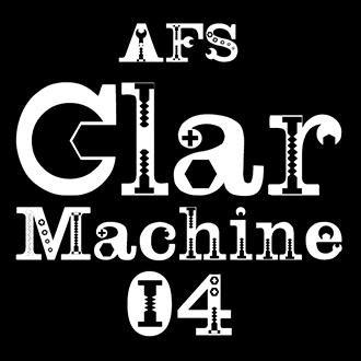 組み込みOK fontUcom ゲームで使える87書体セット AFSClarMachine04