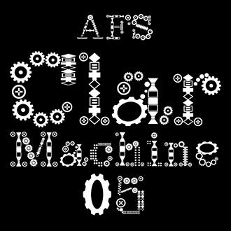 組み込みOK fontUcom ゲームで使える87書体セット AFSClarMachine05