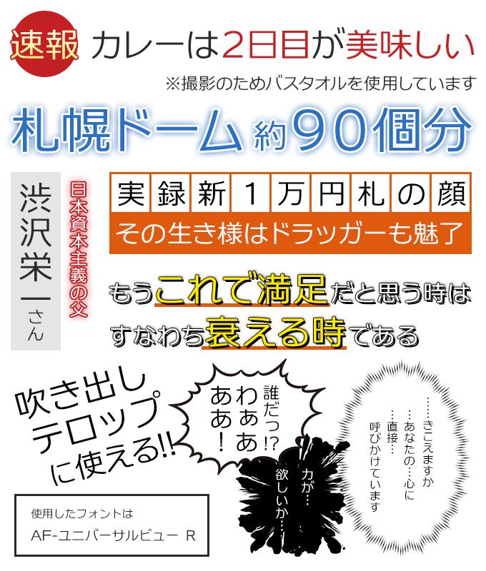 テロップ・サムネ・ふきだし日本語8書体セット(欧文2書体付き) AF-ユニバーサルビューR サンプル