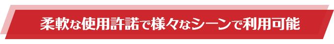 テロップ・サムネ・ふきだし日本語8書体セット(欧文2書体付き) 使用許諾