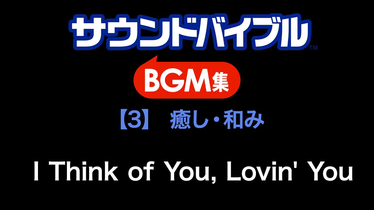 ロイヤリティフリー デジタル音素材集 サウンドバイブルBGM集 【3】[癒し・和み]